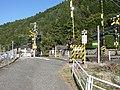 JR身延線 島沢踏切 - panoramio.jpg