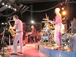James Taylor Quartet (november 2005, Forlì, Italië)