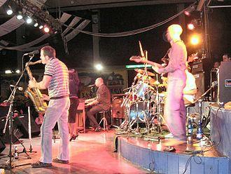 James Taylor Quartet - James Taylor Quartet (November 2005, Forlì, Italy)