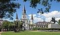 Jackson Square, New Orleans; September 2019.jpg