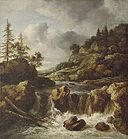 Jacob Isaakszoon van Ruisdael - A Waterfall.jpg