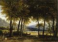 Jacques Auguste Regnier, Old Mortality, 1833. Paris Musée du Louvre. Inv. 7398.jpg