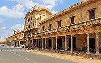 Jaipur 03-2016 15 Jaleb Chowk at City Palace.jpg