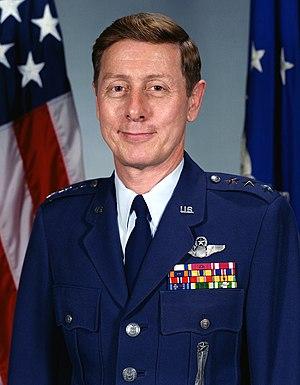 James A. Abrahamson - Lt. Gen. James A. Abrahamson (USAF Ret'd)