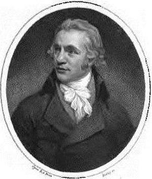 James Boaden - James Boaden. Mezzotint from 1803 after a portrait by John Opie