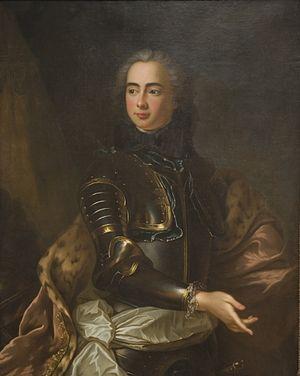 Duke of Berwick - Image: James Fitz James Stuart, 3rd Duke of Berwick
