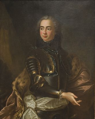 Duke of Berwick - Image: James Fitz James Stuart, 3rd Duke of Berwick