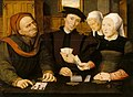 Jan Massys (c.1509-1575) - Card Players (The Prodigal Son^) - 486145 - National Trust.jpg