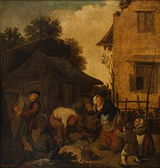 The Pig Slaughtering