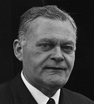 Jan Smallenbroek - Jan Smallenbroek in 1965