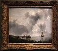 Jan van de cappelle, imbarcazioni al largo della costa, 1651.jpg