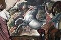 Jean-auguste-dominique ingres, romolo, vincitore di acron, porta il bottino nel tempio di giano, 1812, 03 cavallo.jpg