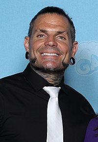 Jeff Hardy American professional wrestler and singer-songwriter