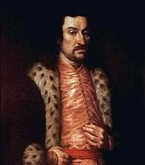 Portrait of Jeremi Michał Wiśniowiecki