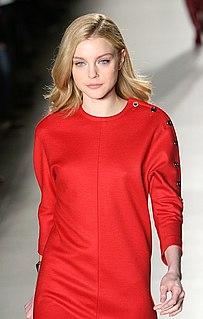 Jessica Stam Canadian model