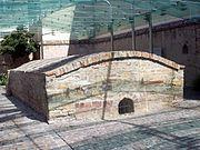 Jewish courtyard 4 Speyer Mikvah.JPG