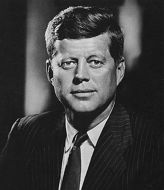 1960 United States presidential election in California - Image: Jfk 2