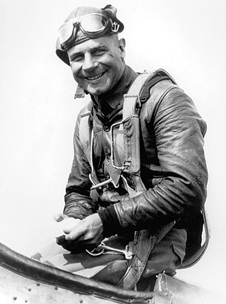 Jimmy Doolittle - Doolittle in a pre-World War II photo