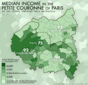 Jms pc median income 2010