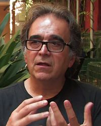 Joan Subirats (2013) Source : Directa (youtube) [CC BY 3.0 (http://creativecommons.org/licenses/by/3.0)], via Wikimedia Commons