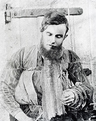 Joe Byrne - Byrne, shortly after his body was recovered