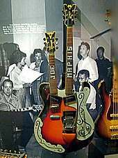 Mosrite - Wikipedia on double bass diagram, guitar neck diagram, double pole double throw switch diagram, double neck dimensions, double switch wiring diagram, double humbucker wiring-diagram, double switch wiring pigtailing wires,