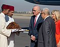 Joe and Jill Biden arrive in Morocco - 2014-11-20.jpg