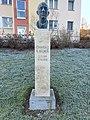 Johannes R. Becher bust Jena 2.jpg