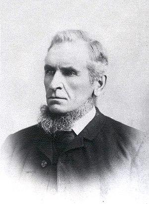 Richmond Hill Town Council - John Brown, reeve 1883/1884