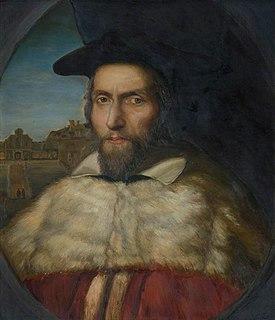 John Cosin English churchman