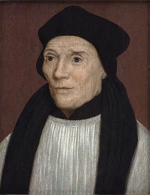 John Fisher - John Fisher by Hans Holbein the Younger