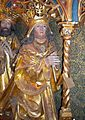 John II of Sweden & son Christian sculpture c 1530 (photo 2009).jpg
