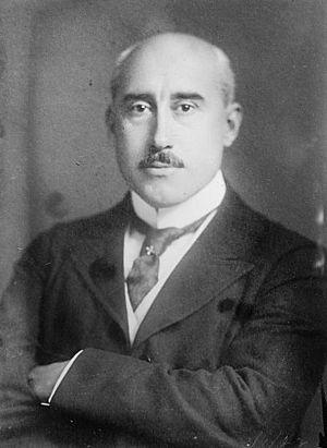 John Kendrick Bangs - Bangs in 1922
