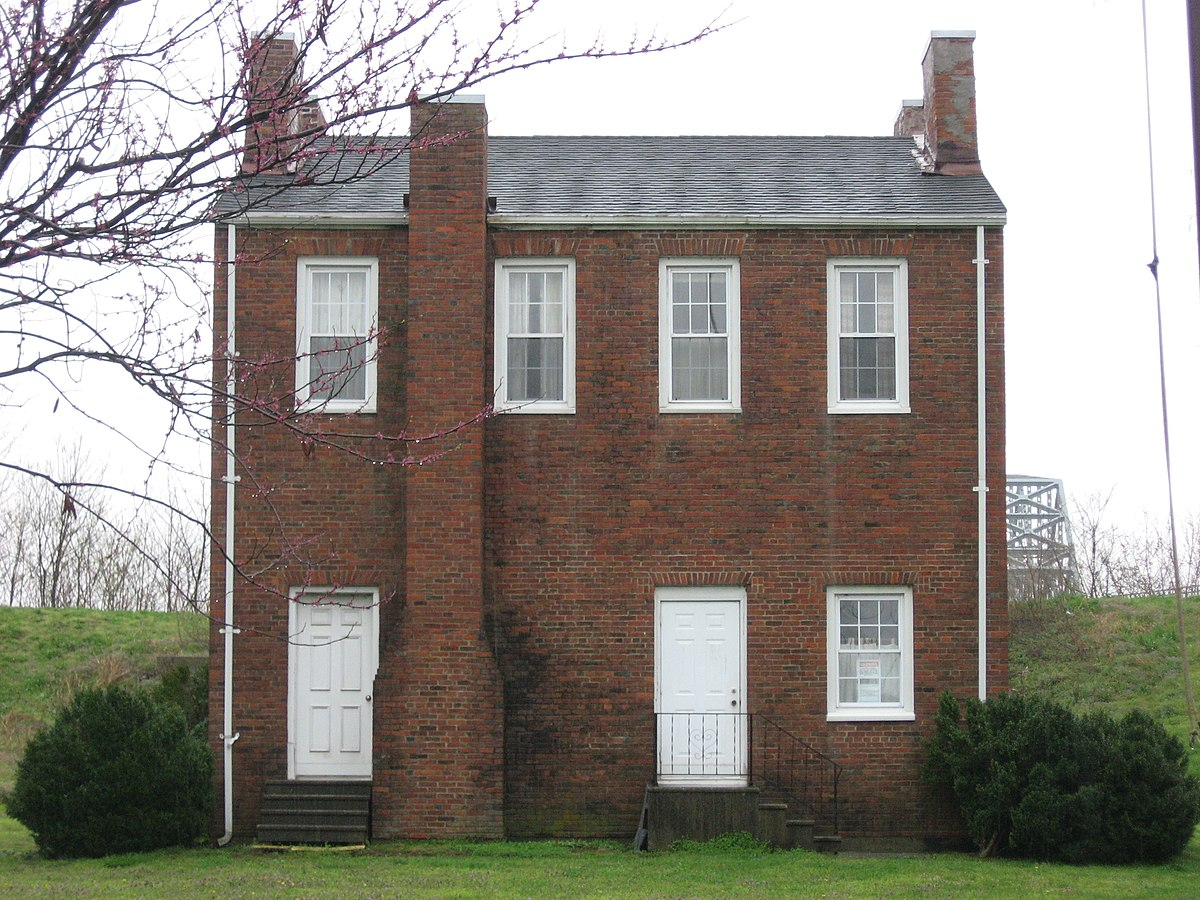 John marshall house museum wikidata for Marshall house