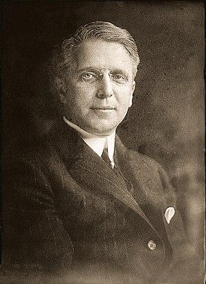 John Willys - Willys in 1917