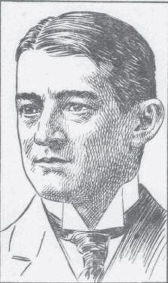 Johnny Poe - Poe pictured in The Official National Collegiate Athletic Association football guide, 1893