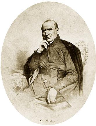 Saint John's Catholic Prep (Maryland) - John McElroy, SJ (1782–1877)