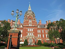 Johns Hopkins' Historic Dome - panoramio.jpg