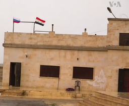 Joint Syrian-Russian base near Manbij.png
