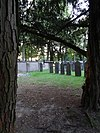 foto van Moscowa: Joodse begraafplaats