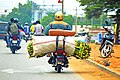 Joseph H Ahissou photo fresh maize transportation Benin.jpg