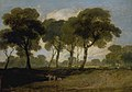 Joseph Mallord William Turner (1775-1851) - View on Clapham Common - N00468 - National Gallery.jpg