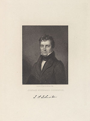 Josiah S. Johnston - Image: Josiah S Johnston