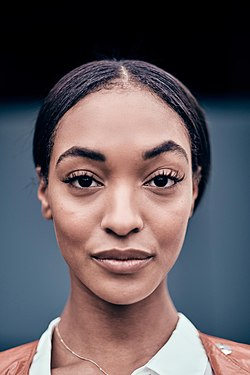 Jourdan Dunn Paris Fashion Week Autumn Winter 2019.jpg