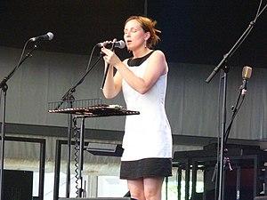 Julie Fowlis - Julie Fowlis performing live, 2007