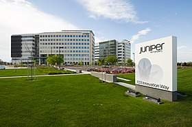 illustration de Juniper Networks