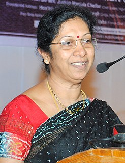 Manjula Chellur Indian judge