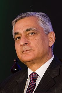 T. S. Thakur 43rd Chief Justice of India
