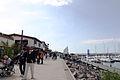 Kühlungsborn-Ost, das Treiben an der Strandpromenade (33).JPG