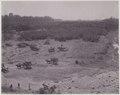 KITLV - 5421 - Kurkdjian - Soerabaja - Ox carts in the cutting garden Ketangie of the sugar estate Ketanen at Mojokerto - 1916-04.tif